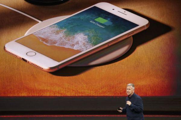 Новый iPhone 8.
