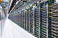 Один из дата-центров компании Google.