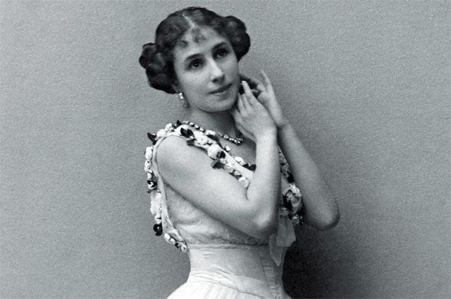 Балерина Матильда Кшесинская.