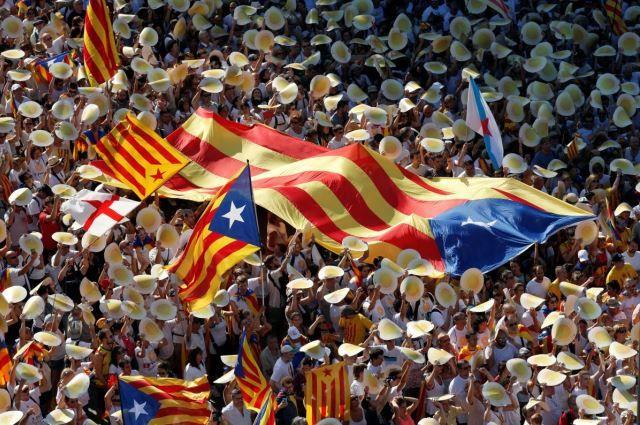 14 чиновников задержаны вКаталонии заподготовку креферендуму онезависимости