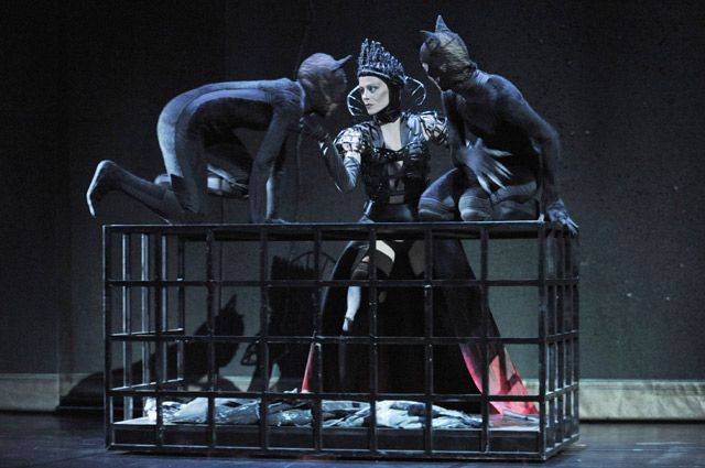 Минчане увидят завораживающую хореографию Анжелена Прельжокажа.