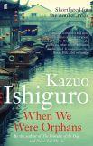 Действие пятого романа «Когда мы были сиротами» (2000) разворачивается в Шанхае в первой половине XX века. Это история расследования частным детективом таинственного исчезновения его родителей 20 лет назад. Книга претендовала на Букеровскую премию.