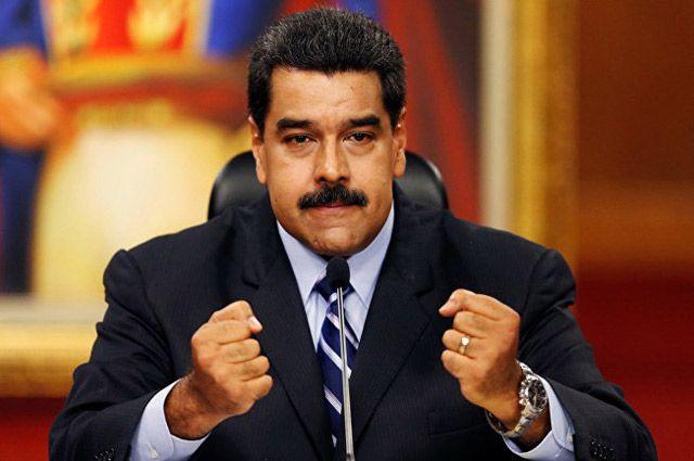 Мадуро софициальным визитом прибыл вБеларусь