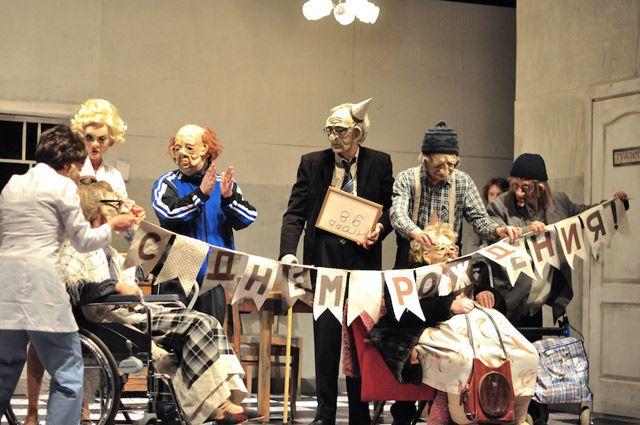 На международном форуме «ТЕАРТ» покажут спектакль «Пансион «BELVEDERE».