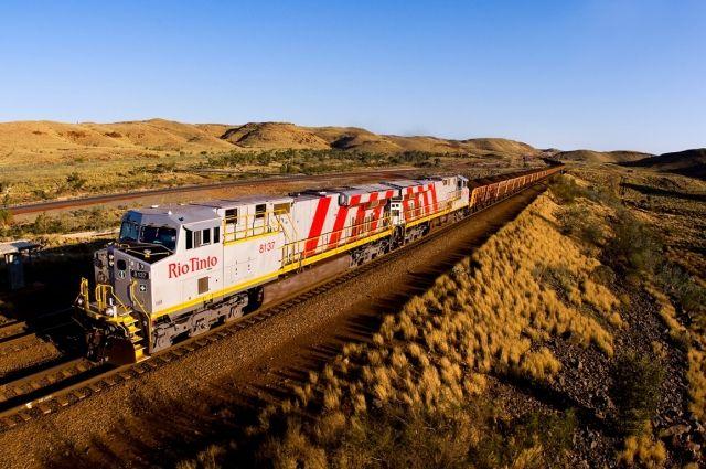 ВАвстралии запустили на100% автономный поезд