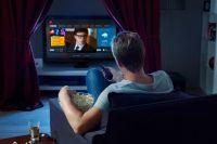 Все зависит от того, каким образом телевизионный сигнал попадает в квартиру.