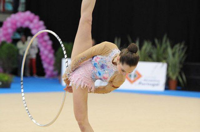 Первую индивидуальную награду на чемпионатах мира по художественной гимнастике завоевала Екатерина Галкина.