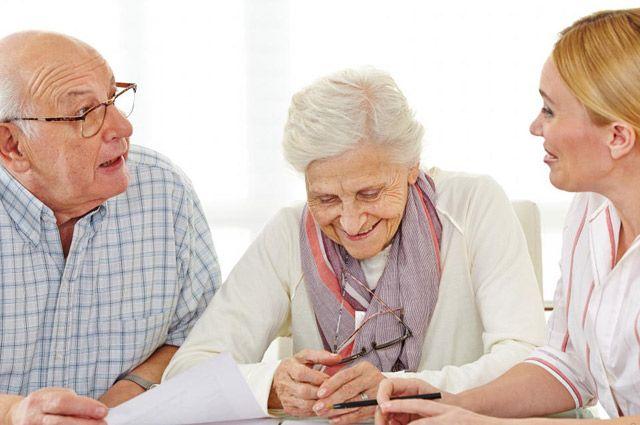 Трудовые пенсии с1ноября увеличиваются