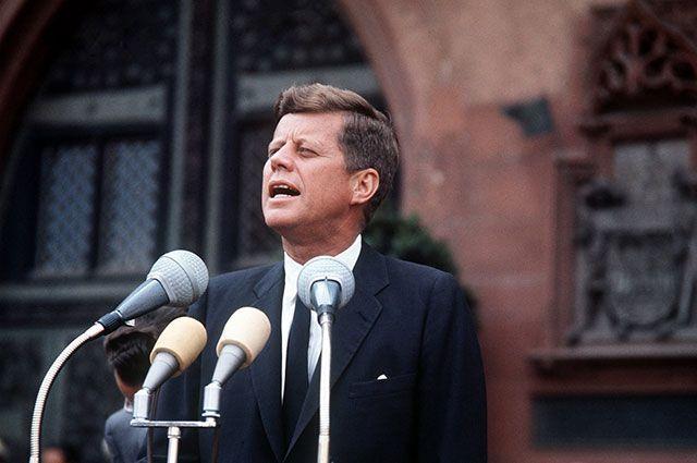 ВСША отыскали «русский след» вубийстве Кеннеди— Опять РФ виновата
