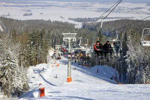 «Силичи» попали в тройку лучших горнолыжных курортов СНГ.
