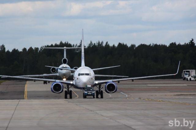Втечении следующего года «Белавиа» купит три новых самолета