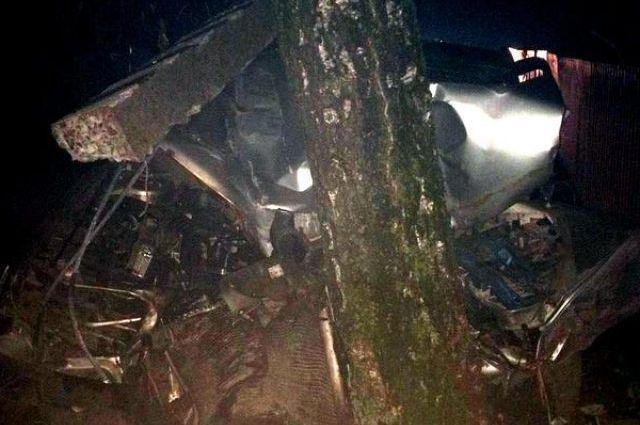 ВСтолинском районе нетрезвый шофёр сразу после получения прав совершил смертельное ДТП