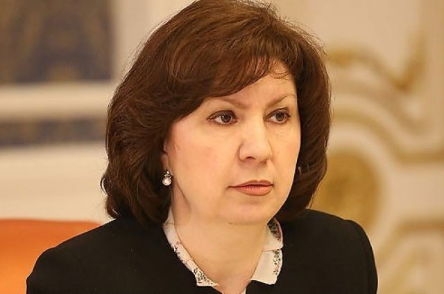 Качанова потребовала, чтобы вМинске небыло задолженностей по заработной плате