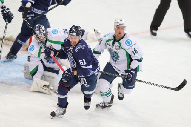 Минское «Динамо» одержало 3-ю победу подряд в постоянном чемпионате— КХЛ