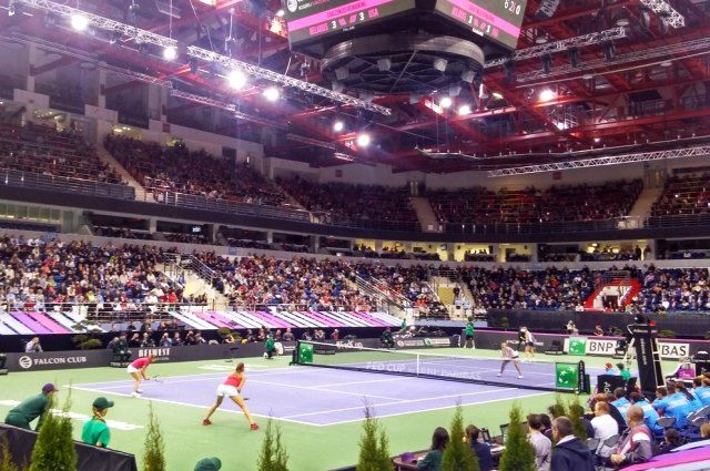 «Чижовка-Арена» примет четвертьфинал Кубка федерации Беларусь— Германия