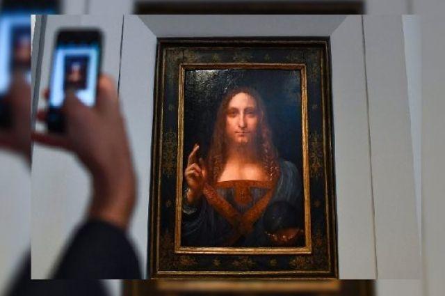 Покупателем «Спасителя мира» Леонардо даВинчи оказался саудовский принц