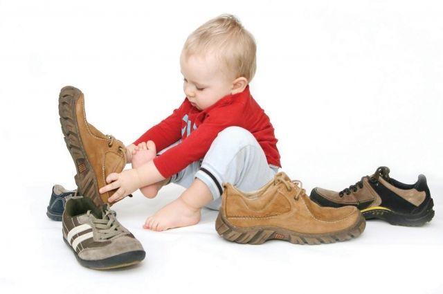 Ноги - в тепле! Советы, как выбрать обувь для ребенка   Полезный ... 5169771da84