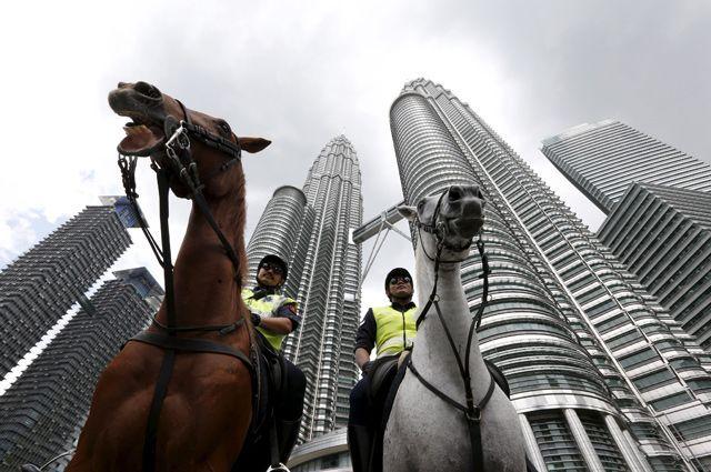 Порядок в Малайзии поддерживается телесными наказаниями