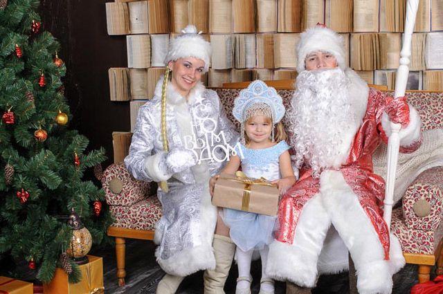 Резиденцию Деда Мороза планируют открыть вСлюдянке в 2019 году