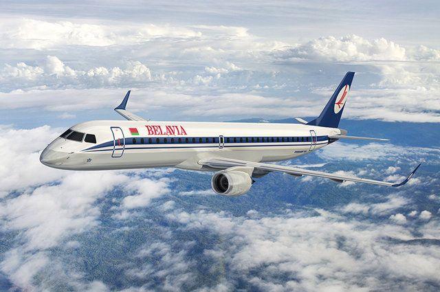 В «Борисполе» совзлетной полосы сошел самолет
