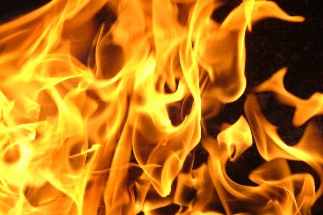 ВБерестовицком районе напожаре вгараже умер мужчина