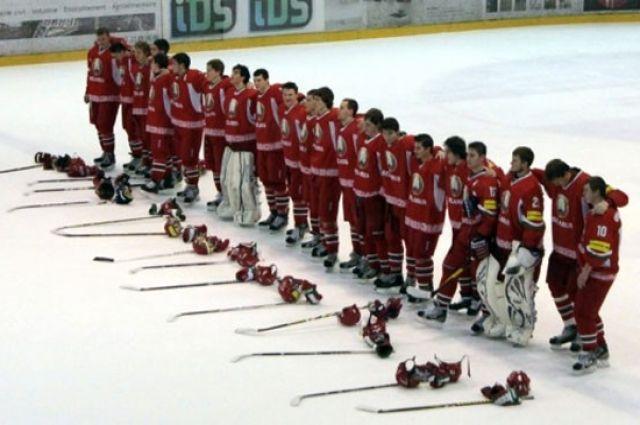 Молодежная сборная Беларуссии уступила Швеции наЧМ вБаффало