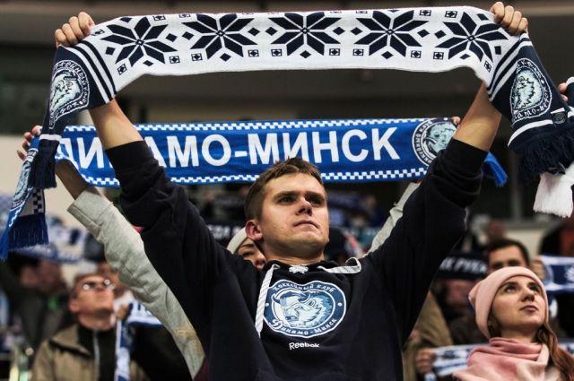 СКА во 2-ой раз всезоне проиграл минскому «Динамо»