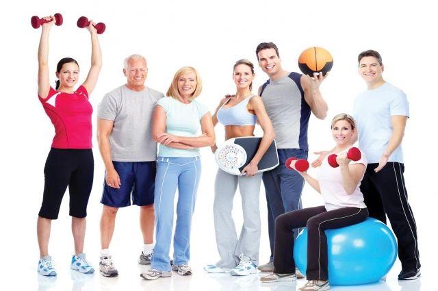 Физическая форма существенно меняется примерно каждые 10 лет.