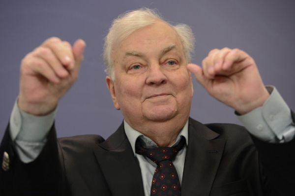 Михаил Державин, 2013 год.