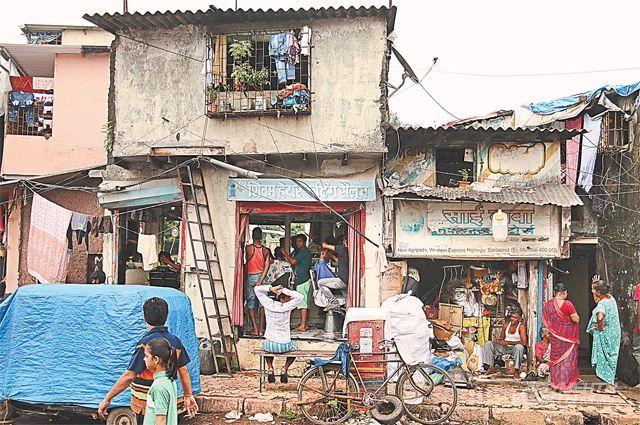 Несмотря на крайнюю нищету, обитатели трущоб считают себя счастливыми людьми.