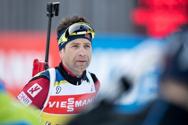 Норвежский биатлонист Бьорндален пропустит Игры