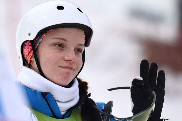 Белоруска выиграла серебро наэтапе Кубка мира пофристайлу