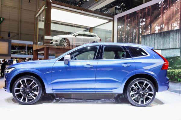 Кроссовером года был назван Volvo XC60.