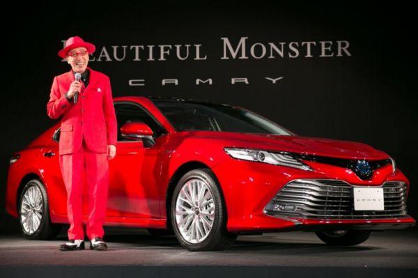 Второе место в этой категории заняли Toyota Camry