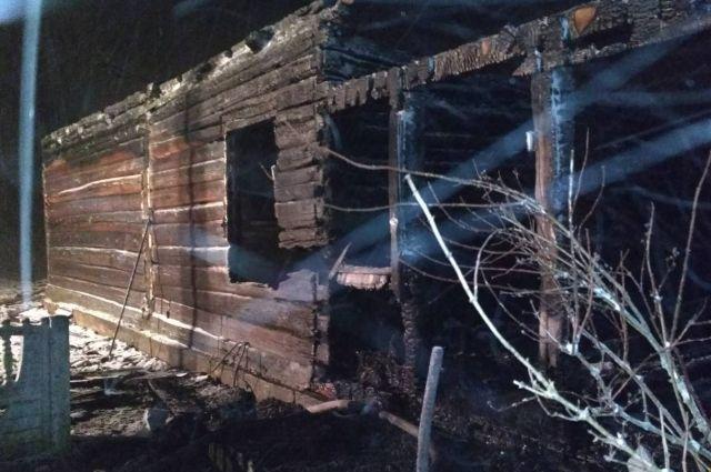 Напожаре вОсиповичском районе погибли мать иеевосьмилетняя дочь