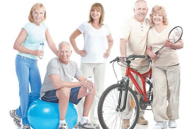 Особое внимание в Центре активного долголетия уделяется двигательной активности.