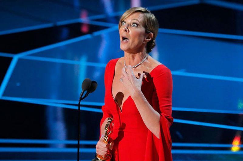 Эллисон Дженни признана лучшей актрисой второго плана за роль в фильме «Тоня против всех».