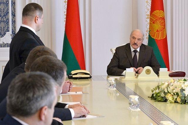 Президент Беларуси рассмотрел кадровые вопросы.