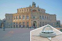 Кто-то едет посмотреть на «центр» в Дрезден, кто-то - в Полоцк.