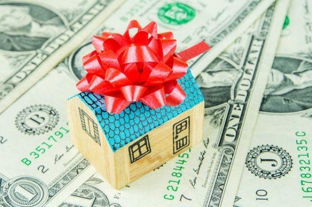 Как заплатить налог с подарками 706