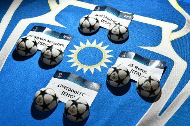 Шевченко свел «Баварию» и«Реал» совместно вполуфинале Лиги чемпионов