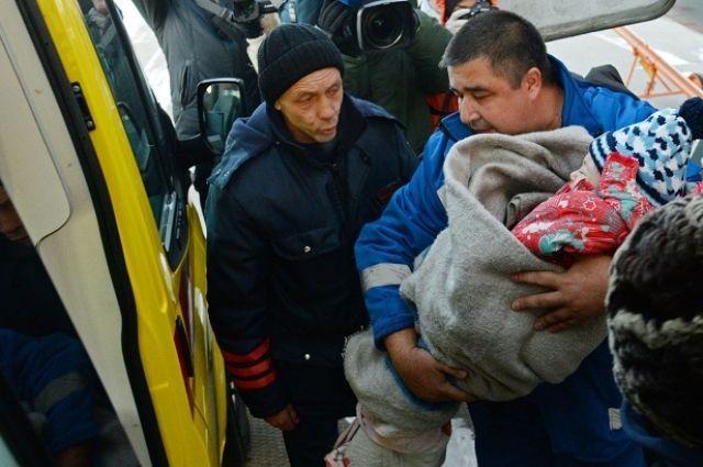 Четырёхлетняя Жасмина оказалась единственной выжившей в катастрофе в Хабаровском крае.