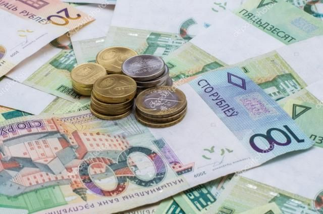 Средняя зарплата в Беларуси в марте увеличилась до Br926,8