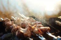 Баранина считается традиционной для приготовления шашлыка на Кавказе.