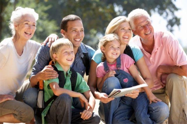«Мы нацелены на семьи с двумя и более детьми».