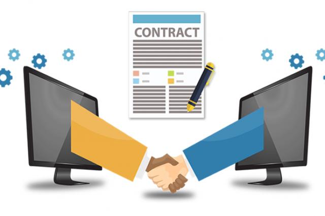 Что такое смарт-контракт?   Вопрос-ответ   АиФ Аргументы и факты в ...