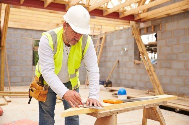 Выбор материала определяется назначением строения.
