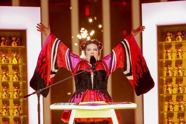 Представительница Израиля Нетта стала победителем «Евровидения-2018»