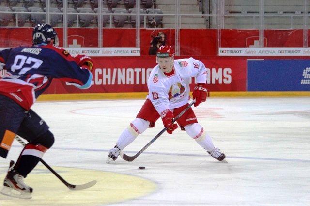 Сражаться завозвращение вэлиту белорусские хоккеисты будут вКазахстане