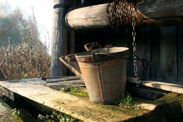 Иногда отсутствие воды в колодце - временное явление.
